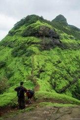 Crossing hills