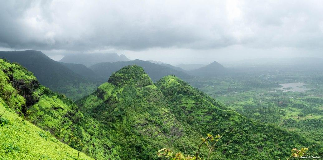 Spectacular vistas