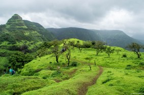 On towards Matheran/Dasturi