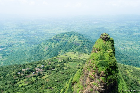 Kalavantin Durg from Prabalgad