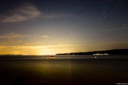 Tyee Beach in Camano Island, WA