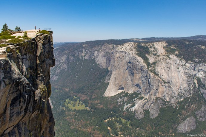 El Capitan watches over the valley